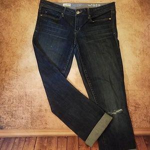 Gap1969 Blue Jeans
